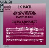 Bach: The Art of the Fugue; Clavier-Übung II