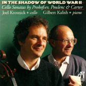 In The Shadow Of World War II: Cello Sonatas Composed In The Aftermath Of WWII