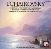 """Tchaikovsky: Symphony No. 6 in B minor, Op. 74 """"Pathetique""""; Overture to """"The Storm"""""""