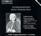 Bach: The Complete Organ Music, Vol. 3