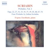 Scriabin: Preludes, Vol. 2