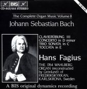 Bach: The Complete Organ Music, Vol. 8