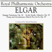 Elgar: Enigma Variations; In the South (Alassio); Pomp and Circumstnace March No. 4
