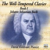 Bach: The Well-Tempered Clavier Book I
