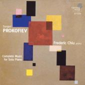 Prokofiev: Complete Music for Solo Piano