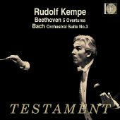 Beethoven: 5 Overtures; Bach: Orchestral Suite No. 3