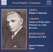 Friedmann: Complete Recordings, Vol. 2