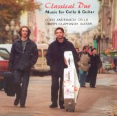 Classical Duo: Music for Cello and Guitar