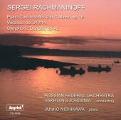 Rachmaninoff: Piano Concerto No. 2; Vocalise; Symphonic Dances