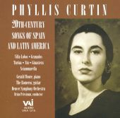20th Century Songs of Spain and Latin America
