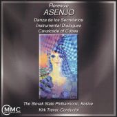 Florencio Asenjo: Music for Orchestra, Vol. 1