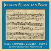 Bach: Well-Tempered Clavier, Book I