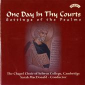 One Day in Thy Courts: Settings of the Psalms