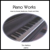 Mozart, Beethoven, Chopin, Grieg: Piano Works