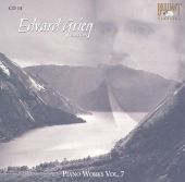 Edvard Grieg Edition: Piano Works, Vol. 7