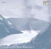 Edvard Grieg Edition: Piano Works, Vol. 5