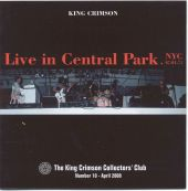 Live in Central Park, NYC '74