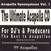 Acapella Synonymous, Vol  1: Ultimate Acapella - Various Artists
