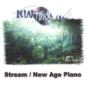Relaxtrax: Stream/New Age Piano
