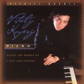 Plays the Works of Listz and Chopin: Piano