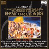 Selection of the Original Sounds of New Orleans