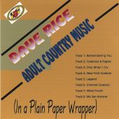 Adult Country Music (In a Plain Paper Wrapper)