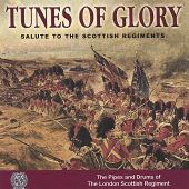 Tunes of Glory: Pipes and Drums of the London Scottish Regiment
