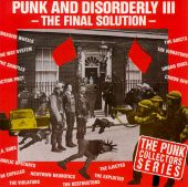 Punk and Disorderly, Vol. 3: The Final Solution