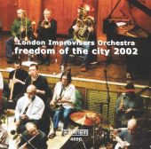Freedom of the City 2002