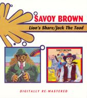 Lion's Share/Jack the Toad