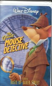 Great Mouse Detective: Story and Songs [Read-Along Book & Tape]