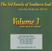 The 3rd Family of Southern Soul, Vol. 3: The Blues