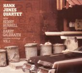Hank Jones Quartet: Complete Recordings, Vol. 2