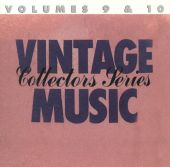 Vintage Music: Original Classic Oldies from the 1960's : Vols. 9 & 10