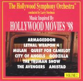 Hollywood Movies '98: Scores, Vol. 2