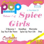 Chartbuster Karaoke: Spice Girls, Vol. 1