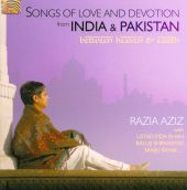 Songs of Love and Devotion from India & Pakistan