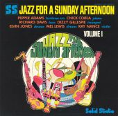 Jazz for a Sunday Afternoon, Vol. 1