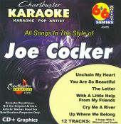 Karaoke: Joe Cocker [Chartbuster]