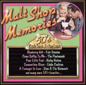 50's Golden Jukebox: Malt Shop Memories