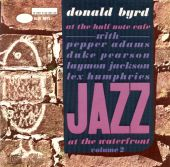 Donald Byrd at the Half Note Cafe, Vol. 2