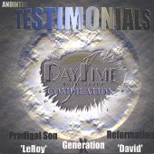 Daytime Music Group: Anointed Testimonials Compilation, Vol. 1