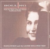 Bolling: Suite 1 for Flute & Jazz Piano; California Suite