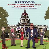 Ahnold & the First Family of California