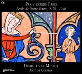 Paris expers Paris: Ecole Notre-dame, 1170-1240
