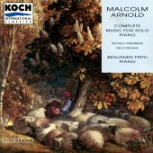 Malcolm Arnold: Complete Music for Solo Piano