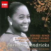 Debussy: Songs; A Hommage to Jenny Tourel