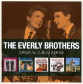 Original Album Series (It's Everly Time/A Date With The Everly Brothers/Rock 'N' Soul/Two Yanks In England/Roots)