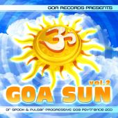 Goa Sun, v.2 by Dr.Spook & Pulsar  (Best of Progressive Goa Trance, Acid Techno, Pschedelic Trance)