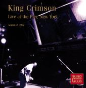 Live at the Pier, New York, August 2nd, 1982
